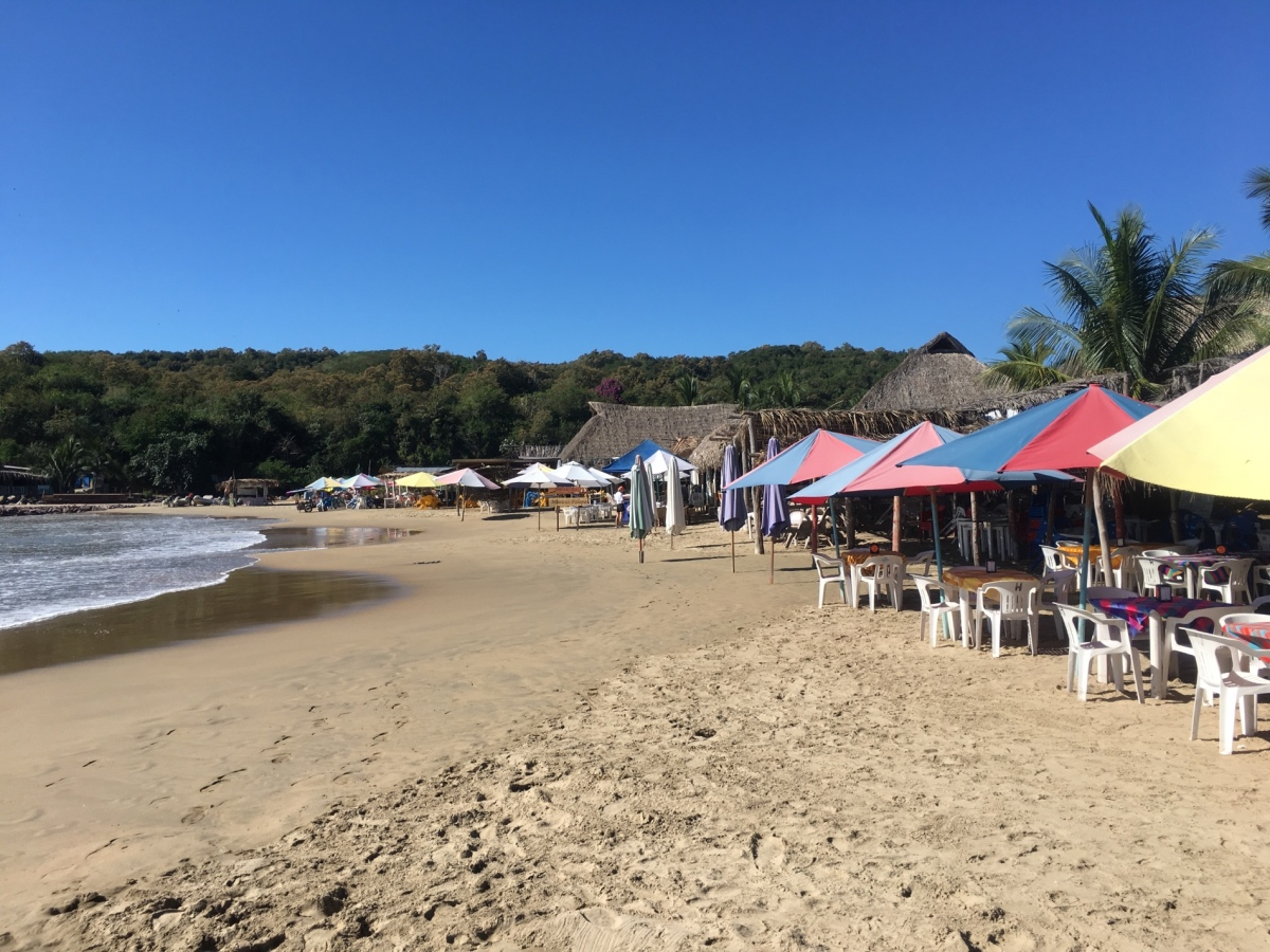 Bahía Chamela